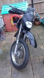 Honda 150cc reg as 125cc great bike