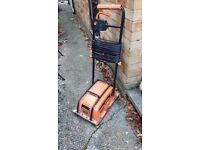 Evolution Hulk Electro 240V Compaction Plate with Paving Pad
