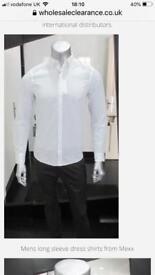 Joblot of 50 x MEXX Shirts NEW!