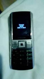 Very rare Samsung s9402 premium mobile phone
