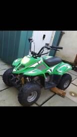 Kids 50cc quad