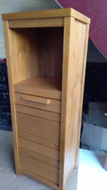 John Lewis Cayman Single Floor Cabinet