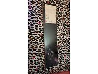 Ikea black floating shelf brand new