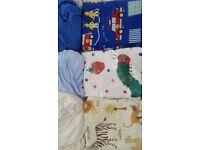 Cot bed bedding 3 sets
