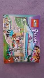 Lego Friends vet clinic (unopened)