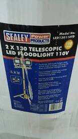 Sealy led twin work light.