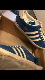 Brand New Adidas Gazelle's size 11