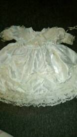 Baby christening/bridesmaids dress