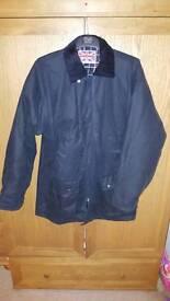 Made in England Wax jacket