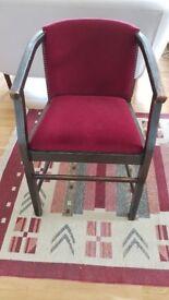 Armchair - comfortable, vintage