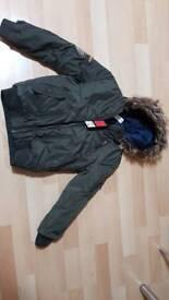 Boys jacket 4-5