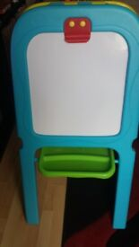 Double sided easel (Chad valley) for sale