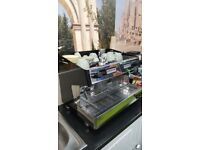 Fiamma Atlantic Espresso Coffee Machine 2 group £500