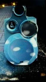JVC speaker