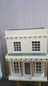 Shop style dolls house