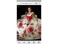 Stunning Prom , bridesmaid or ballgown