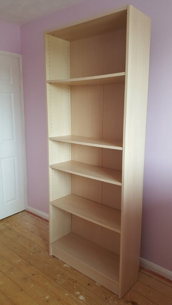 Magnificent Ikea Bookcase With Adjustable Shelves In Ipswich Suffolk Gumtree Home Interior And Landscaping Transignezvosmurscom