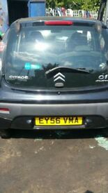 2006 CITROEN C1 RHYTHM HDI (MANUAL DIESEL)- FOR PARTS ONLY