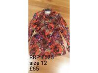 """"""" mathew williams"""" shirt, top. RRP £525"""