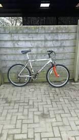 Saracen Ruff trax Mountain Bike