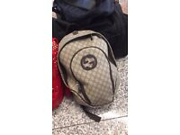 Gucci backpack for sale or swap