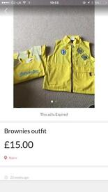 Brownies outfit