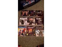 27 PS3 games (great for xmas)!