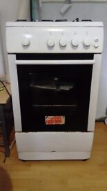 Gas freestanding cooker. For free.