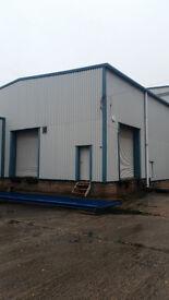 Industrial workshop/storage unit to rent (Unit 4)
