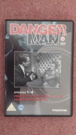 Danger Man - 1960's TV Series - Must sell by end of August - Offers Accepted