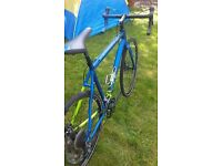 Voodoo Limba 2016 CX Bike. 57cm. Cyclocross Bike. Disc Brakes Front And Rear.