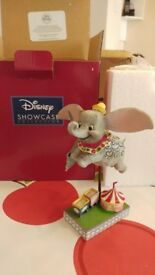 DISNEY TRADITION SHOWCASE COLLECTION DUMBO FAITH IN FLIGHT NEW & BOXED SMOKE & PET FREE HOME