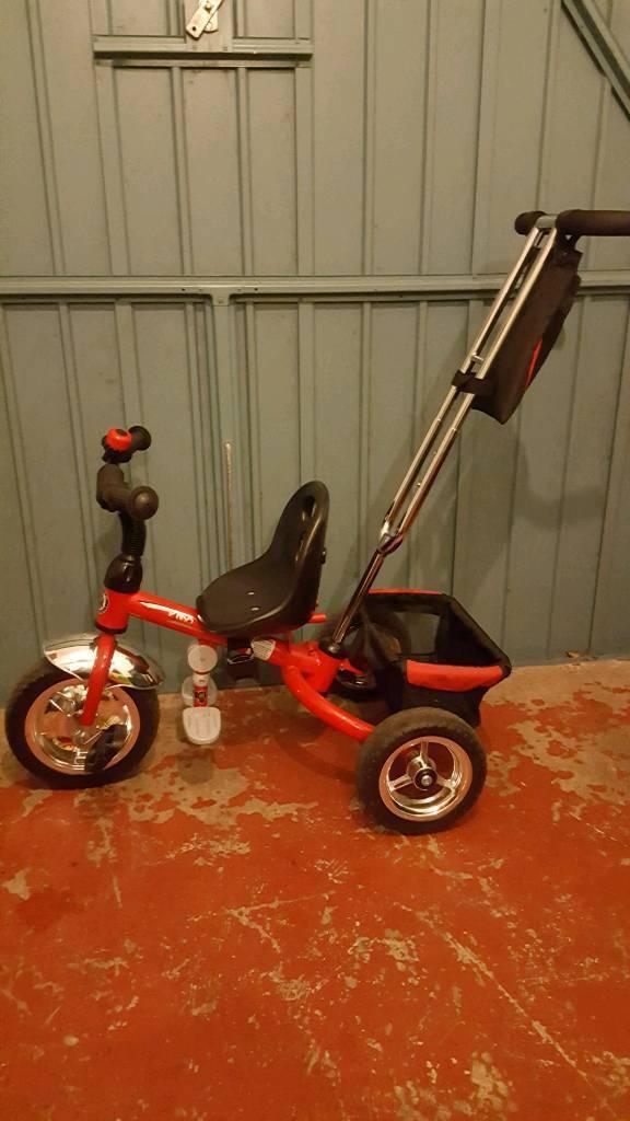 Child's Trike - 4 in 1