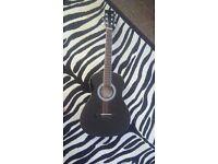 Chantry Guitar black