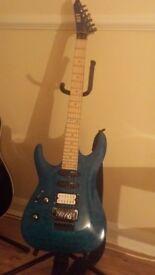 Lefty LTD MH guitar