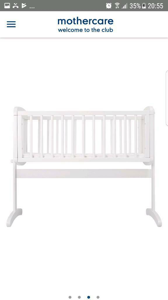 Crib mothercare bedding