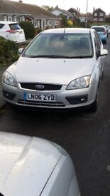 Silver automatic ford focas
