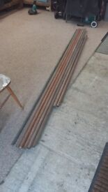 32mm & 22 mm copper heating pipe