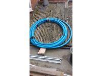 Underground water pipe 50mm