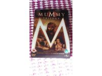 mummy 3 dvds great cond