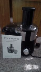 Cookworks-Whole-Fruit-Juicer