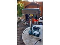 new parkside piller drill with chuck key