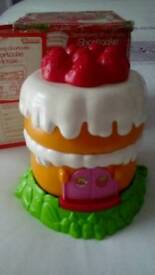 Strawberry Shortcake Vintage House and Accessories.