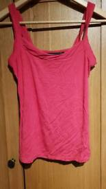 Red vest from Next size 6