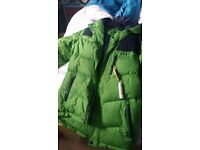 Boys ski jacket trousers