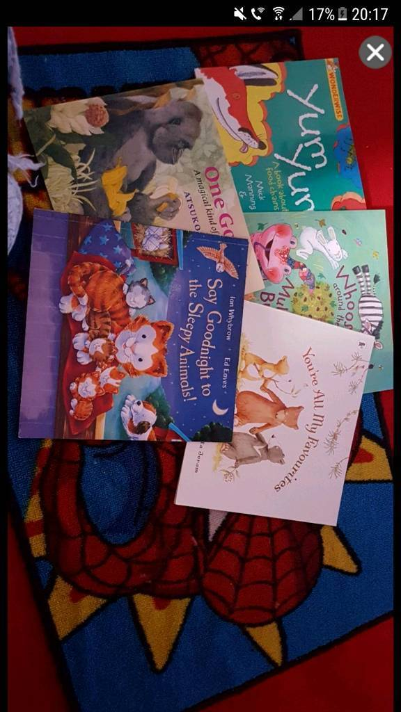 Bundle story books