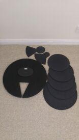 Drum Mute Pads (Set)