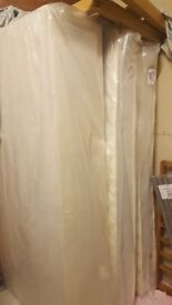SINGLE DIVAN BED BASES X 2, NEW