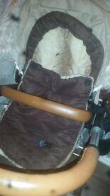 Mamas and papas urbo 2 pushchair