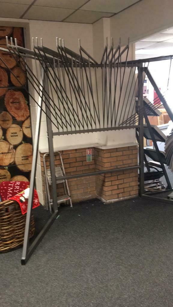 Rug Display Stands Job Lot In Southside Glasgow Gumtree